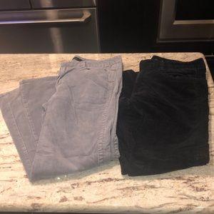 Calvin Klein jeans velvet